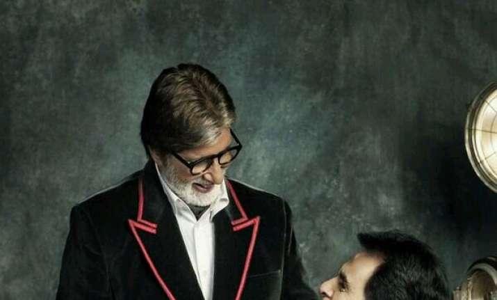Amitabh Bachchan marks 13 years of Black