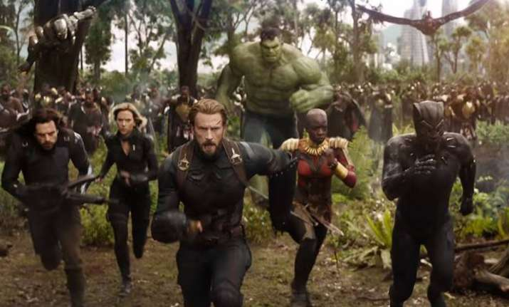 Avengers Infinity War Super Bowl trailer out: Over 40