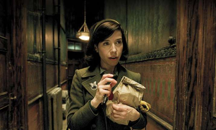 Oscar-nominated film 'The Shape of Water' faces copyright