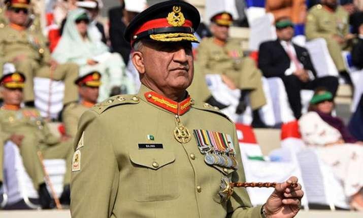 Pakistan army chiefGeneral Qamar Javed Bajwa (File Photo)