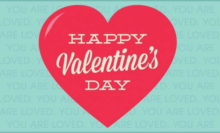 Happy Valentine S Day 2018 Romantic Messages Hd Images Wallpapers