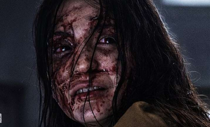 Anushka Sharma looks scary as hell in Pari new poster