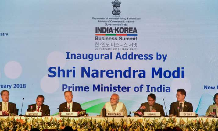 India-Korea Business Summit: PM Modi says India one of the