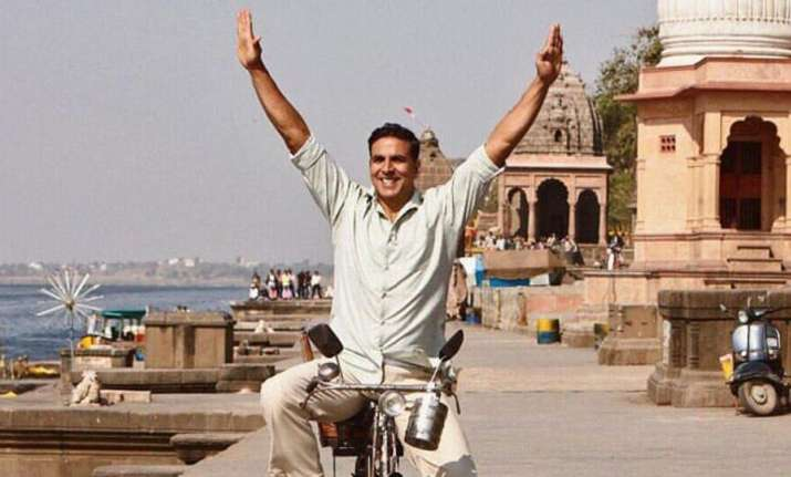 Padman review an entertaining social drama with its heart in right padman review akshay makes lakshmi relatable gumiabroncs Choice Image