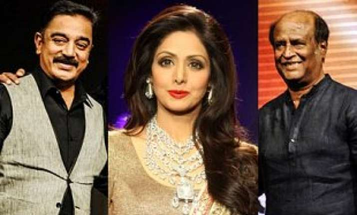 Tollywood celebs mourn Sridevi's death