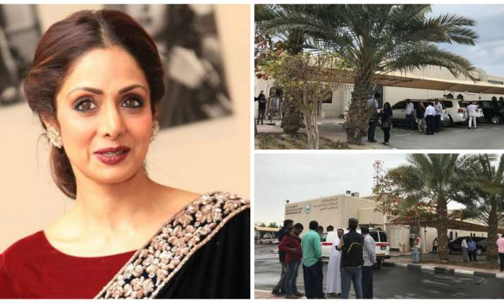 Pictures of Dubai hospital where Sridevi was rushed to