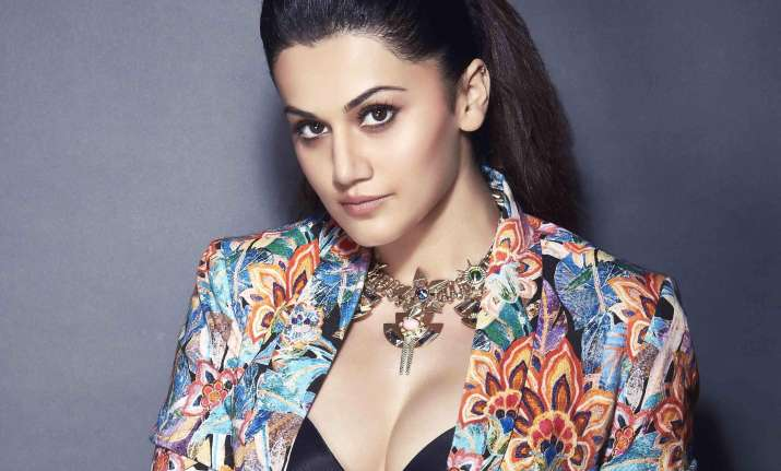 Taapsee Pannu: Don't wish to closet myself in one type of