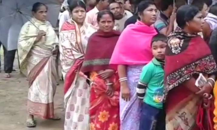 Tripura Elections 2018: Re-polling underway at six assembly