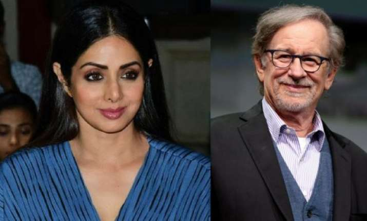 When Sridevi said NO to renowned Hollywood filmmaker Steven