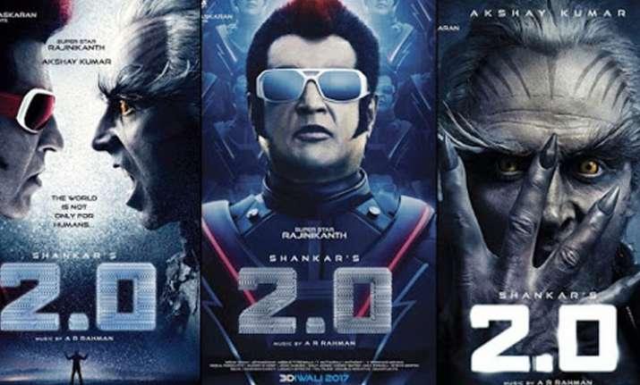 Rajinikanth Akshay Kumar 2.0 teaser leaked