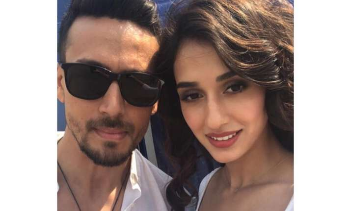 Disha Patant wishes happy birthday to tiger shroff