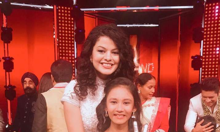 Voice of India Kids 2018 winner Manashi Sahariah