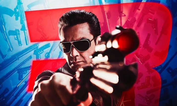 Race 3 new poster featuring Bobby Deol