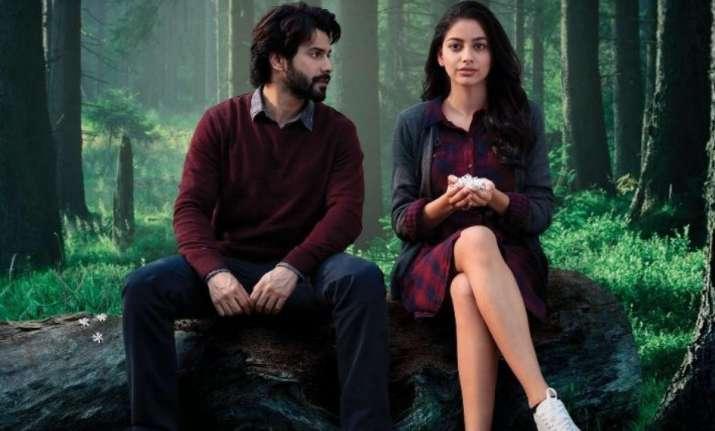 Varun Dhawan,Banita Sandhu