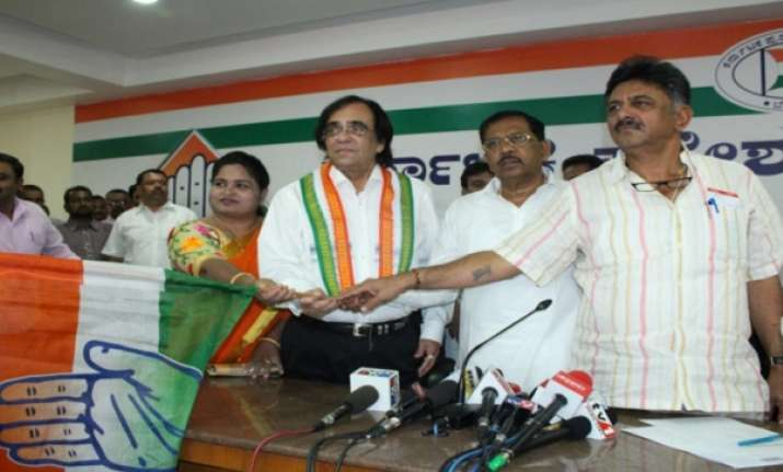 Businessman and MLA Kheny joins Congress
