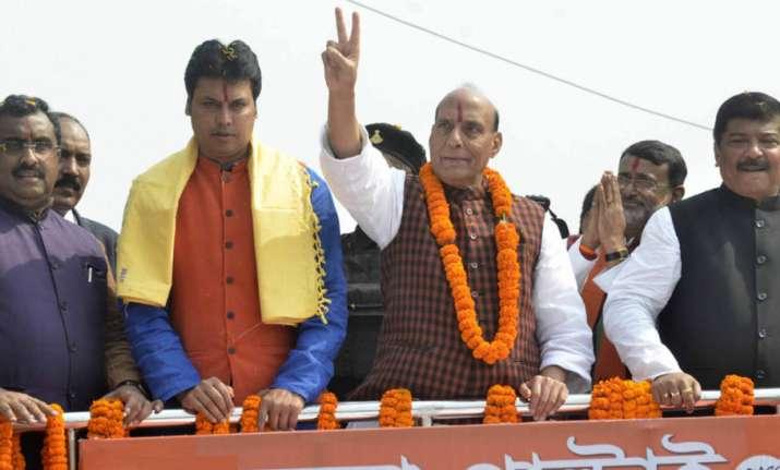 BJP's CM probable Biplab Deb