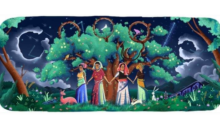 Google Doodle commemorates45thanniversary