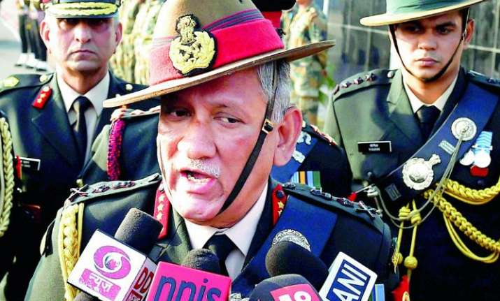 Annual Exercise Between Indian Chinese Armies To Resume Army Chief