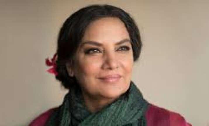 Shabana Azmi: India living in many centuries simultaneously