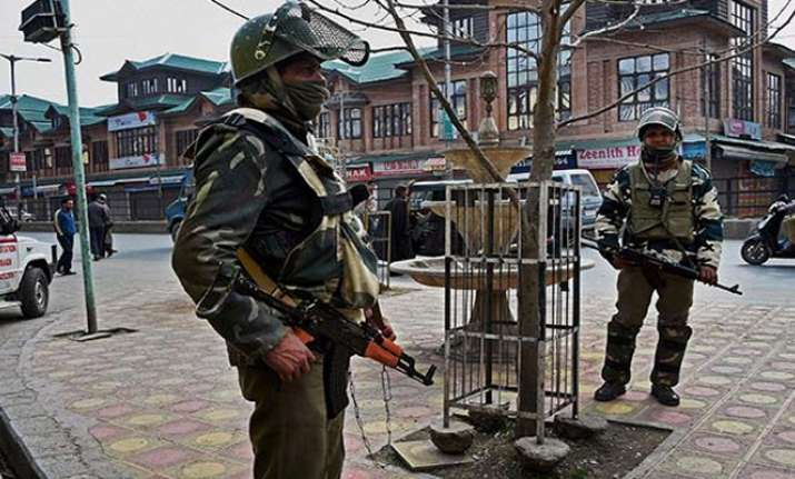 Restrictions imposed to prevent separatist march to JK's