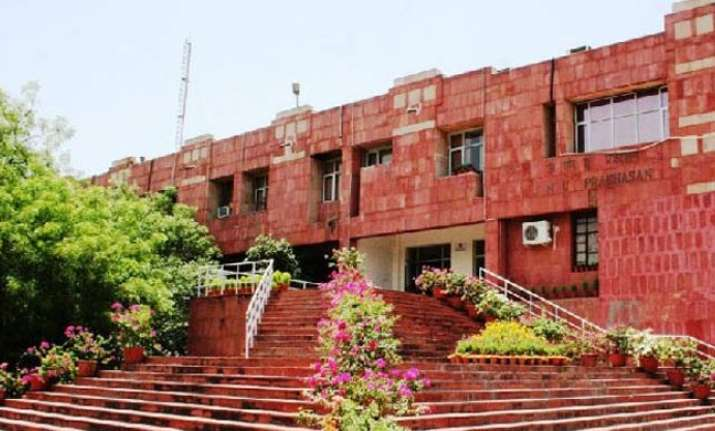 FIR lodged against JNU professor after students allege