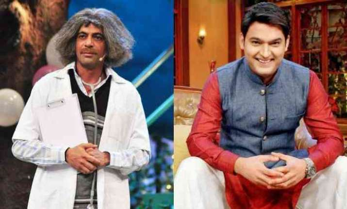 Sunil Grover on Twitter fight with Kapil Sharma