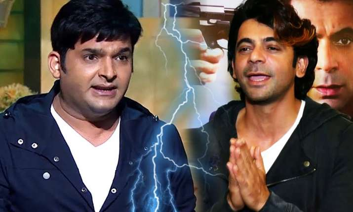 Sunil Grover's reply to Kapil Sharma