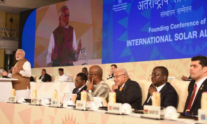 ISA summit 2018: PM Modi presents 10-point agenda for