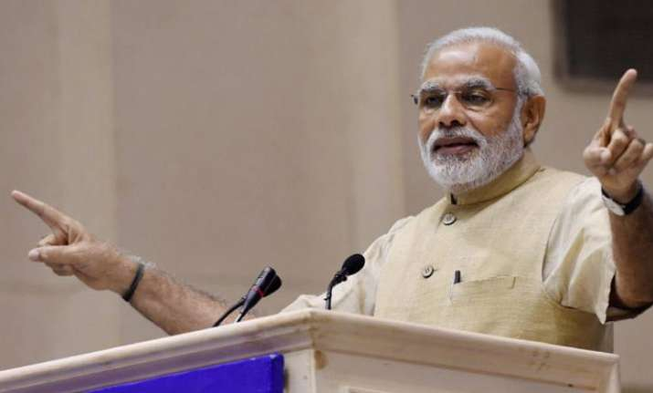 Amid protests over SC/ST Act, PMModi says 'no other