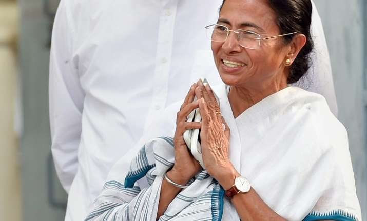 West Bengal CM Mamata Banerjee is in Delhi to to hold talks