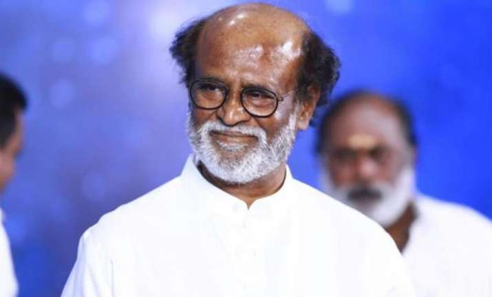 2.0 star Rajinikanth visits Jammu and Kashmir on spiritual