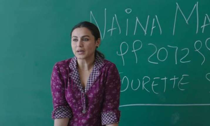 Rani Mukerji starrer Hichki celeb review