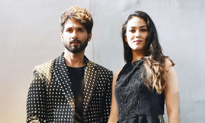 Mira Rajput on husband Shahid Kapoor