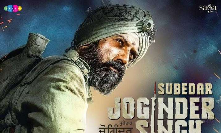 Subedar Joginder Singh biopic official poster out: Gippy