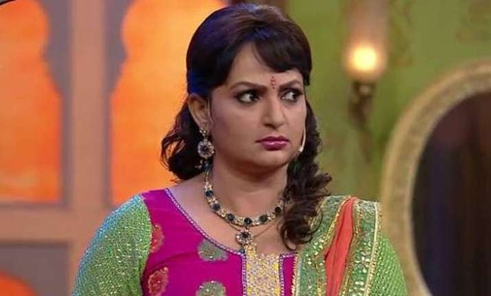 Upasana Singh escapes molestation attempt by taxi driver