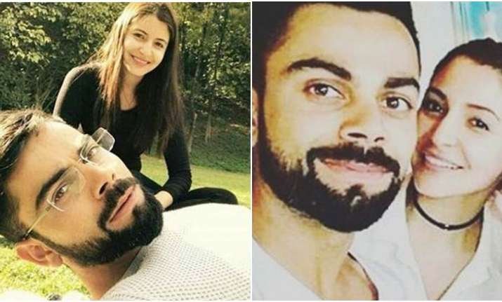 Here's what Anushka Sharma did to spend time with husband