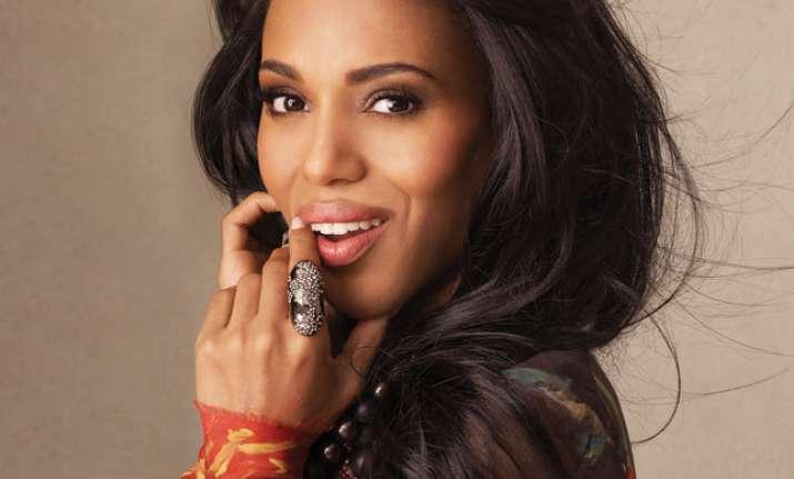 Kerry Washington creates make-up range to help women feel