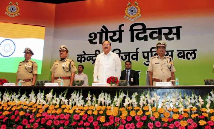 New Delhi: Vice President Venkaiah Naidu at an event to