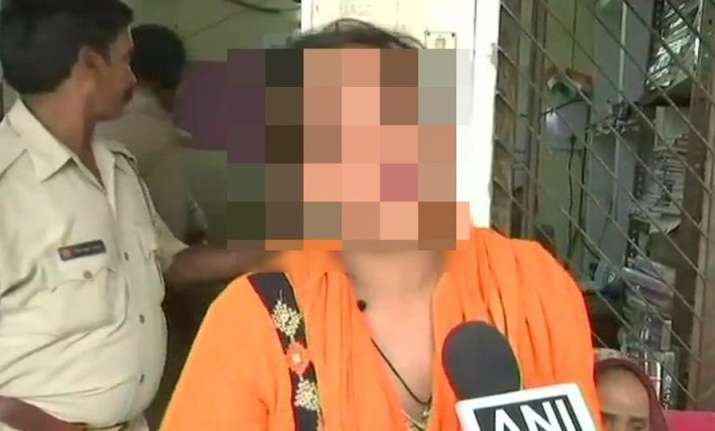 Woman alleges rape by BJP MLA