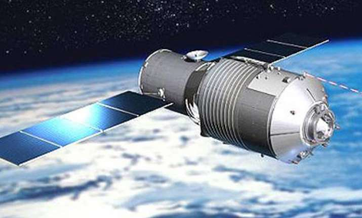 Chinese space lab Tiangong-1. Representative Image.