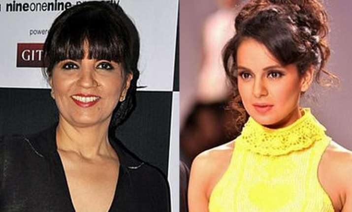 Kangana Ranaut reveals why she admires Neeta Lulla