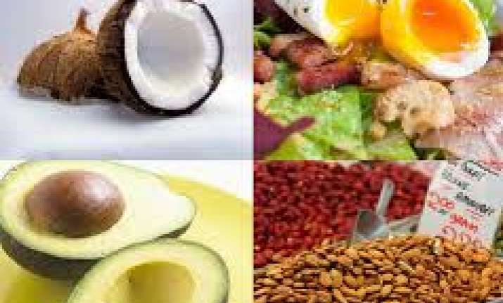 5 full fat foods for weight loss!