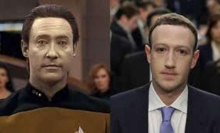 Facebook founder MarkZuckerberg's Congressional