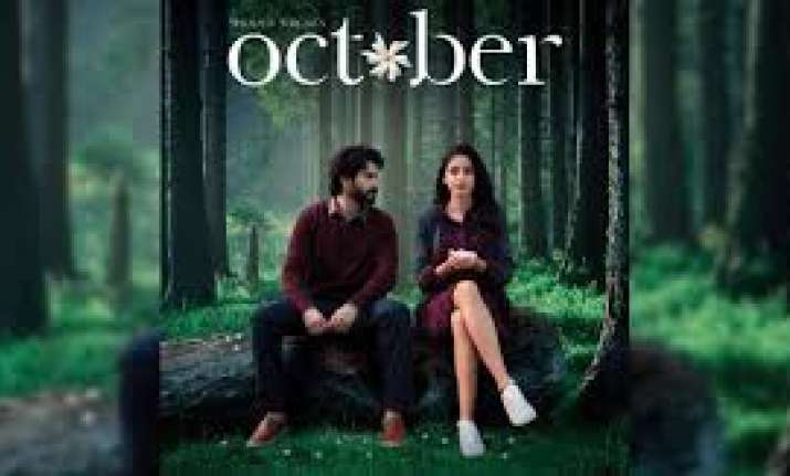 October box-office collection