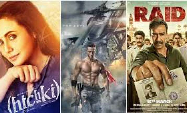 Bollywood report card: Hits and misses of March 2018