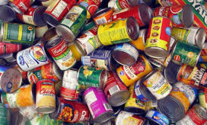 Here's why you should avoid canned foods