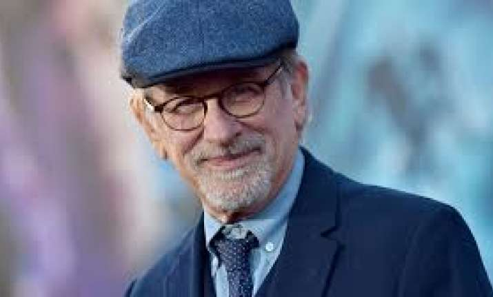 Steven Spielberg creates history by becoming 1st director