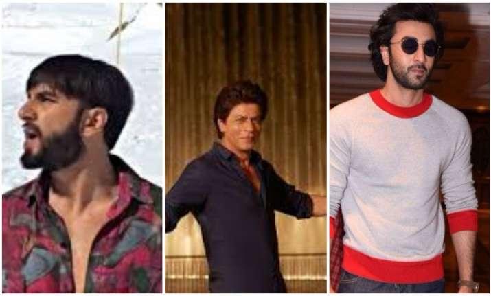 When Ranveer Singh and Ranbir Kapoor recreated Shah Rukh