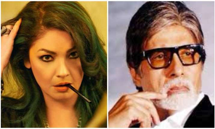 Pooja Bhatt trolled for commenting on Amitabh Bachchan's
