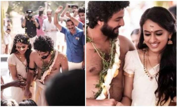 Malayalam actor Neeraj Madhav marries Deepthi